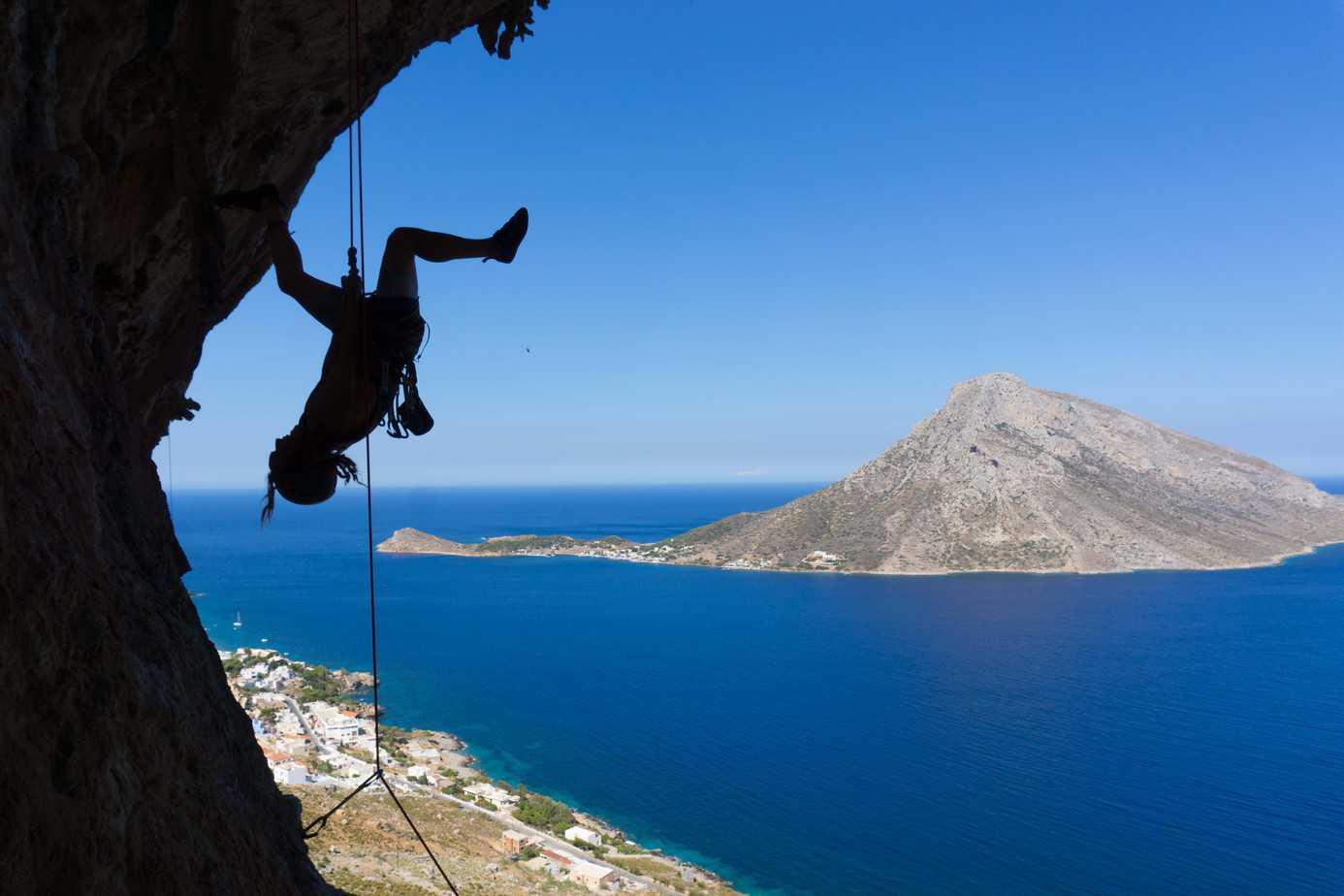sailing & climbing
