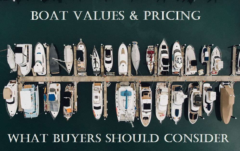 How to calculate used boat values