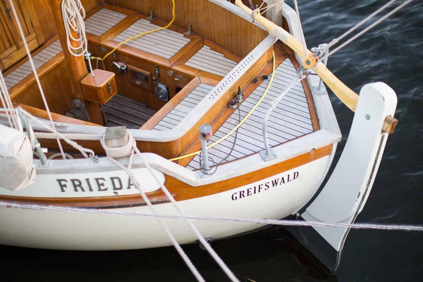 boat survey checklist