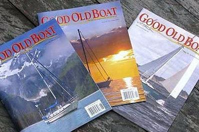 Good old boat promo code