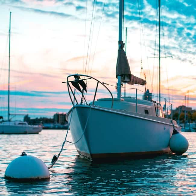 living on a sailboat