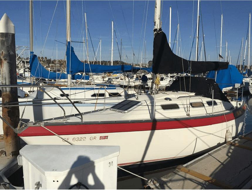 Small sailboat, small budget, BIG adventure - WaterborneMag com