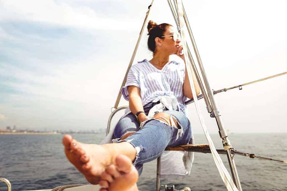 Is living on a sailboat right for you? Here's what you should know
