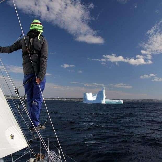 sailing northwest passage