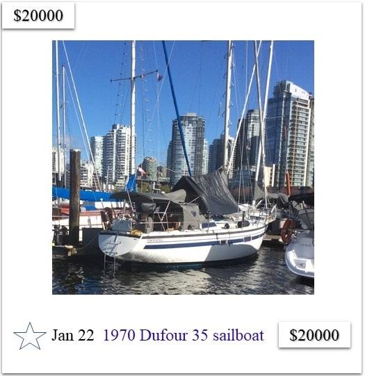 boat values