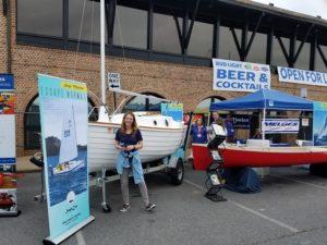 Voiliers remorqueurs – le meilleur du salon nautique