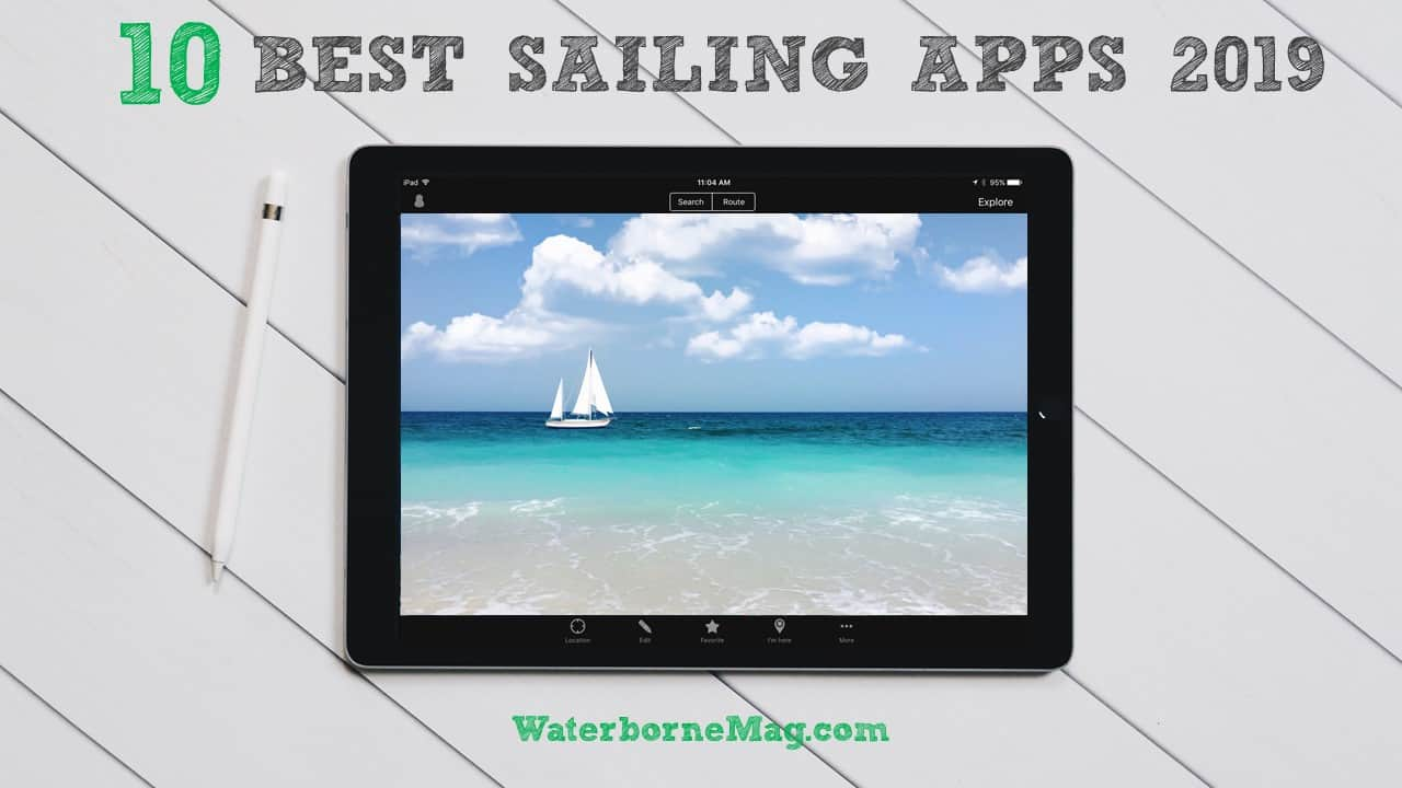 best sailing apps