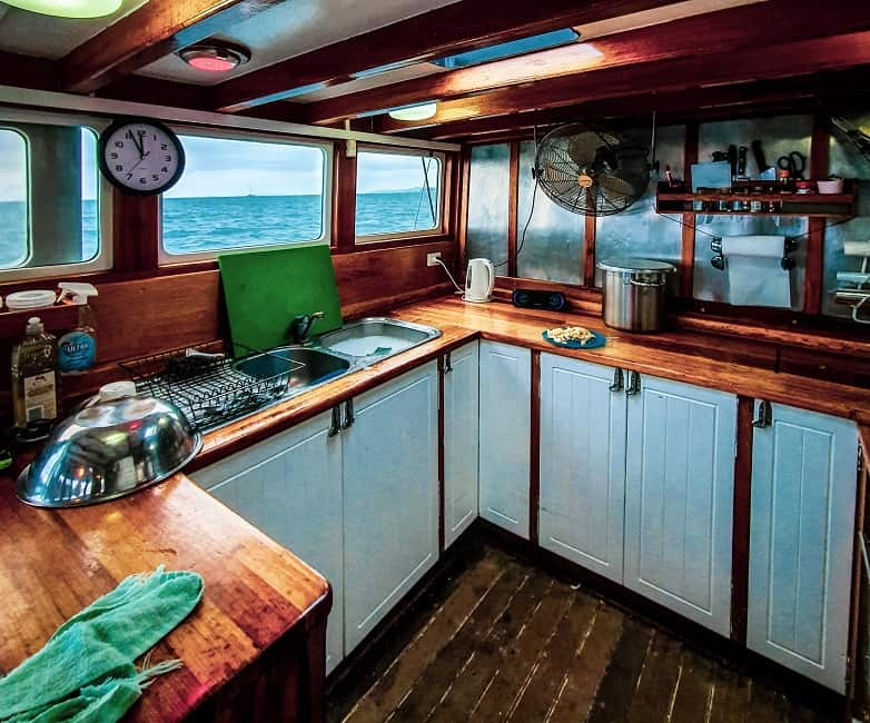 10 ways to give your boat interior a fresh look
